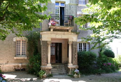 Villa Sanchis Chambres Dhotes Au Centre De Biarritz Vue Mer Proche Plage