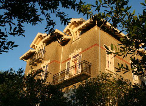 villa sanchis chambres d'hôtes au centre de biarritz, vue mer